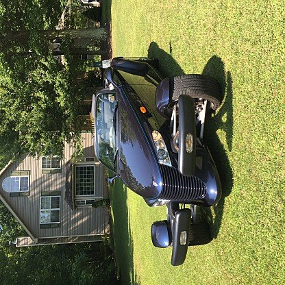 2001 Chrysler Prowler for sale 100819027