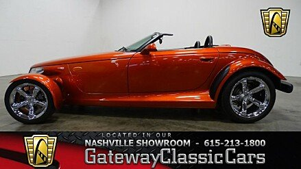 2001 Chrysler Prowler for sale 100941783