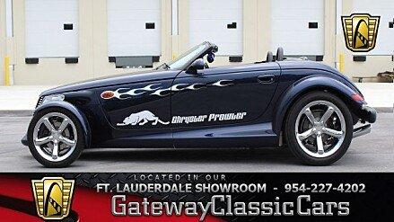 2001 Chrysler Prowler for sale 100996498