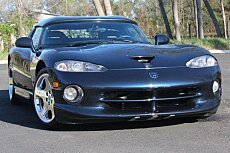 2001 Dodge Viper RT/10 Roadster for sale 100758875