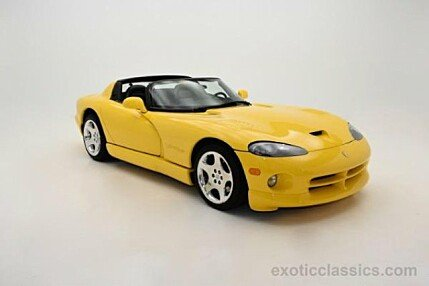 2001 Dodge Viper RT/10 Roadster for sale 100873778