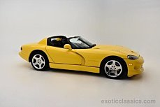 2001 Dodge Viper RT/10 Roadster for sale 100874109