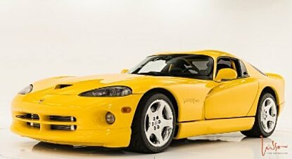2001 Dodge Viper GTS Coupe for sale 100952323