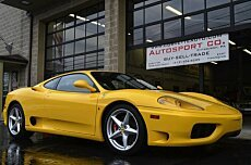 2001 Ferrari 360 Modena for sale 100844107