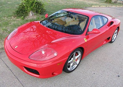 2001 Ferrari 360 for sale 100856151