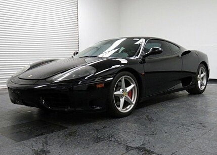 2001 Ferrari 360 for sale 100856372