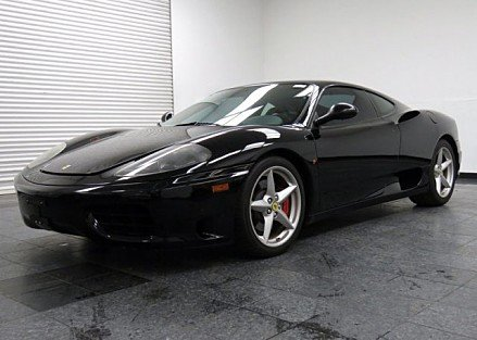 2001 Ferrari 360 for sale 100856372