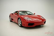 2001 Ferrari 360 Modena for sale 101003538