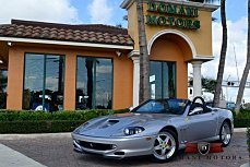 2001 Ferrari 550 Maranello Barchetta for sale 100721649