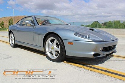 2001 Ferrari 550 Maranello Coupe for sale 100783791