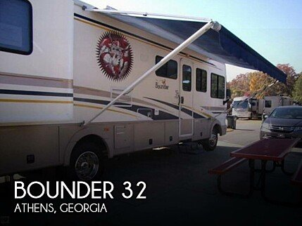 2001 Fleetwood Bounder for sale 300136086