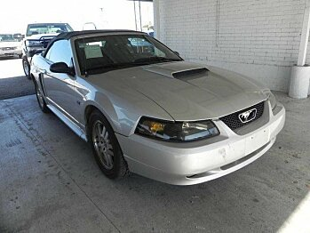 2001 Ford Mustang GT Convertible for sale 100772995