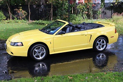 2001 ford mustang classics for sale classics on autotrader. Black Bedroom Furniture Sets. Home Design Ideas