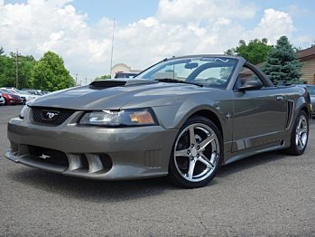 2001 Ford Mustang GT Convertible for sale 100989879