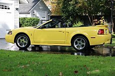 2001 Ford Mustang Cobra Convertible for sale 100817844