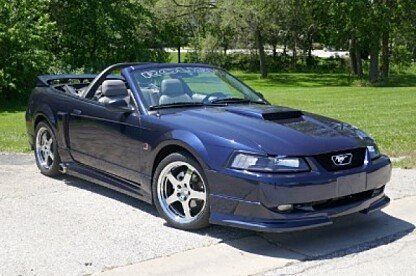 2001 Ford Mustang GT Convertible for sale 100877017
