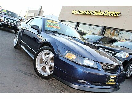 2001 Ford Mustang GT Coupe for sale 100945275