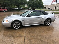 2001 Ford Mustang GT Convertible for sale 100979562