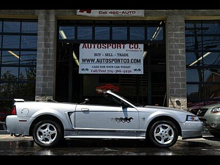 2001 Ford Mustang Convertible for sale 100984002