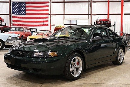2001 Ford Mustang GT Coupe for sale 100992290