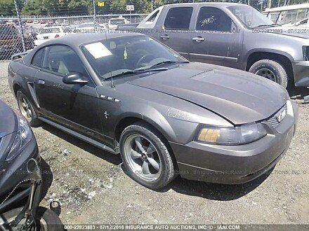 2001 Ford Mustang Coupe for sale 101015999