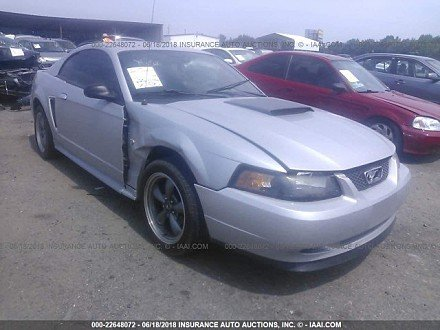 2001 Ford Mustang Coupe for sale 101016010