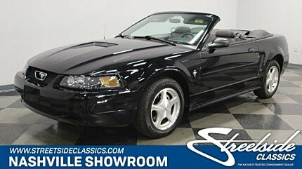 2001 Ford Mustang Convertible for sale 101023602