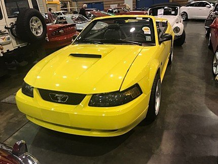 2001 Ford Mustang GT Convertible for sale 101033757