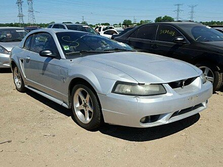 2001 Ford Mustang Cobra Coupe for sale 101038791
