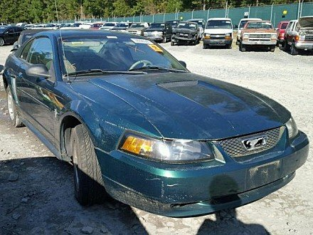 2001 Ford Mustang Coupe for sale 101042799