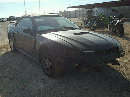 2001 Ford Mustang Convertible for sale 101043397