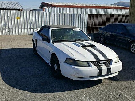 2001 Ford Mustang GT Convertible for sale 101043871