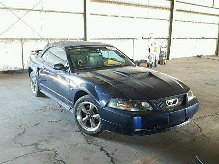 2001 Ford Mustang GT Convertible for sale 101043982