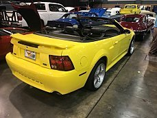 2001 Ford Mustang GT Convertible for sale 101045773