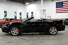 2001 Ford Mustang Cobra Convertible for sale 101049529