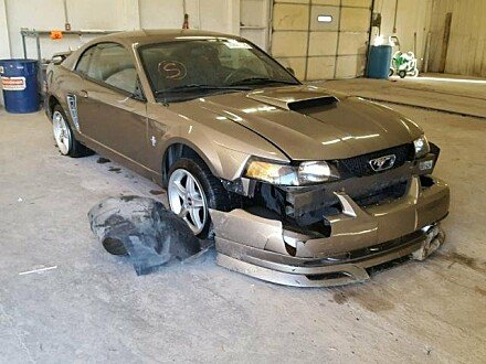 2001 Ford Mustang Coupe for sale 101056077