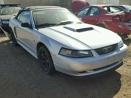 2001 Ford Mustang GT Convertible for sale 101056091