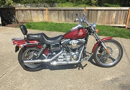 2001 Harley-Davidson Dyna for sale 200471508