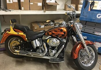 2001 Harley-Davidson Softail for sale 200448772