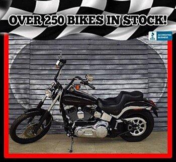 2001 Harley-Davidson Softail for sale 200480667