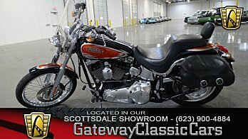 2001 Harley-Davidson Softail for sale 200545934