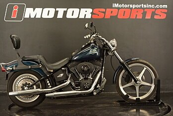 2001 Harley-Davidson Softail Night Train for sale 200575881