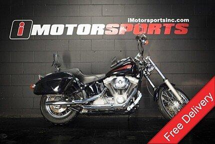 2001 Harley-Davidson Softail for sale 200428075