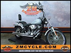 2001 Harley-Davidson Softail for sale 200438634