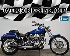 2001 Harley-Davidson Softail for sale 200449557