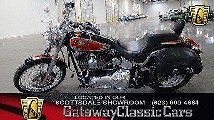 2001 Harley-Davidson Softail for sale 200505699