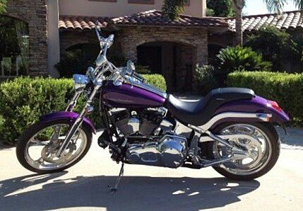 2001 Harley-Davidson Softail for sale 200510638