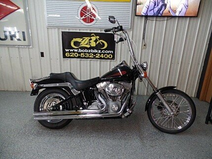 2001 Harley-Davidson Softail for sale 200560190
