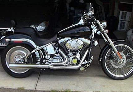 2001 Harley-Davidson Softail for sale 200602572