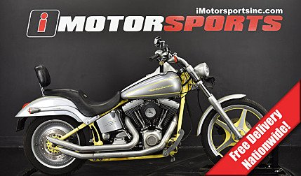 2001 Harley-Davidson Softail for sale 200603723